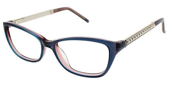 Jessica Mcclintock Eyeglass Frames 049 : Jessica McClintock Womens Plastic Eyeglasses - JMC 023 ...