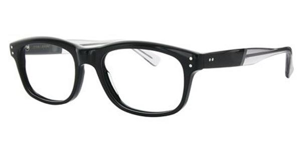 lafont reedition semi rectangle eyeglasses