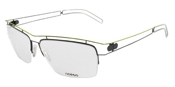 Noego Eyeglasses - Eyesize: 55 - Anatomy 7, Ecaille 1 ...